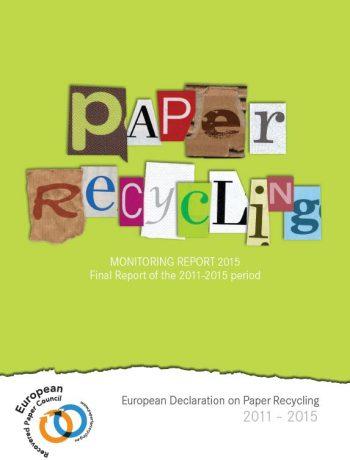 publications european paper recycling council